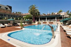 Ambassador Plaza Hotel Турция
