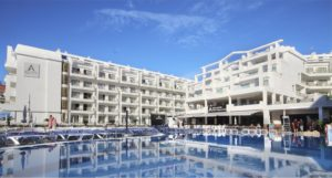 Aqua Hotel Aquamarina  Испания