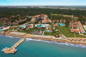 Bellis Deluxe Hotel Турция