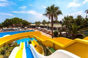 The Garden Beach Hotel Турция