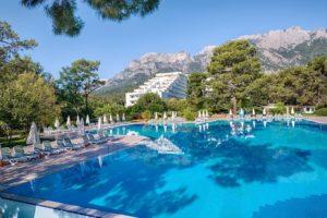 Ghazal Resort Thalasso Турция
