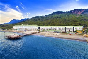 Grand Park Kemer Hotel Турция