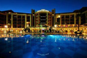 Grand Pasa Hotel Эгейское побережье