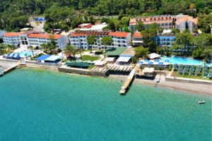 Rama Beach Hotel Турция