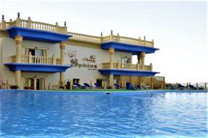 Sphinx Aqua Park Beach Resort  Хургада